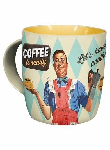 Coffee Is Ready Kupa-Nostalgic Art